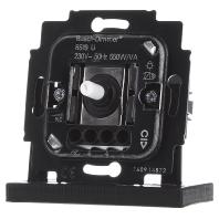 Busch-Jaeger dimmer 6519 U voor tronic (elektronische trafo's) (40-550W)