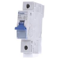 DLS 6H B10-1 6 kA Miniature circuit breaker 1-p B10A DLS 6H B10-1 6 kA