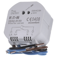 Eaton xComfort CSAU-01-03 Schakelactor 2-polig (240695)
