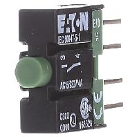 Eaton 090351 Contact element 1x NO schakelend 250 V-AC 1 stuks