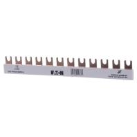 EVG-1PHAS-12MODUL Phase busbar 1-p 10mm² 210mm EVG-1PHAS-12MODUL