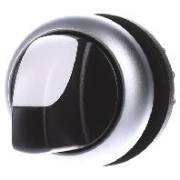 M22-WRK3  - Wahltaste mit Knebelgriff, 3 Stellungen, blanko, M22-WRK3, Aktionspreis