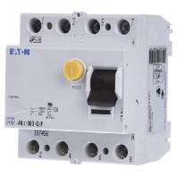PFIM-40-4-003-G-F Residual current breaker 4-p 40-0,03A PFIM-40-4-003-G-F