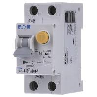 Aardlekschakelaar-zekeringautomaat 2-polig 16 A 230 V Eaton 236964