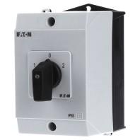 T0-3-8401/I1 - Wendeschalter I(G) 20A, Aufbau T0-3-8401/I1