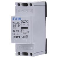 TR-G3/18 - Klingeltransformator 4-8-12V/2A TR-G3/18