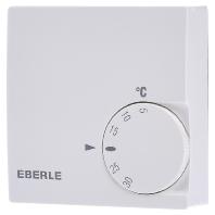 Eberle R2R-E 6124 Kamerthermostaat Opbouw Dagprogramma 5 tot 30 °C
