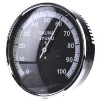 90.5522 - Sauna-Hygrometer Durchm.100mm 90.5522
