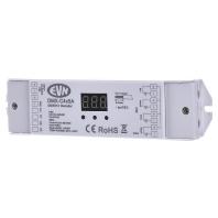 DMX-C 4x5A - DMX Controller RGB+W DMX-C 4x5A