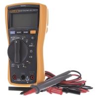 Handmultimeter Digitaal Fluke 117 CAT III 600 V Weergave (counts): 6000