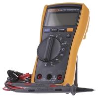 Handmultimeter Digitaal Fluke 115 CAT III 600 V Weergave (counts): 6000