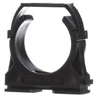 clipfix-uv-40-sw-25-stuck-kunststoff-klemmschelle-uv-stabilisiert-clipfix-uv-40-sw, 1.35 EUR @ eibmarkt