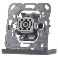 Gira pulsdrukker maakcontact enkelpolig 015100