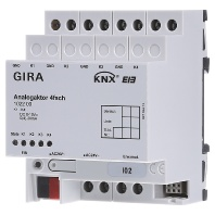 GIRA an-actor bussyst KNX, wit, bussyst KNX, bussyst LON