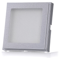 Gira LED verlichting wit voor aluminium afdekramen