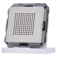 Gira luidspreker voor RDS radio creme glanzend