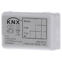 511000  - KNX RF/TP Medienkoppler RF-Repeater 511000