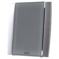 CROMA 100A - Elektronik-Gong 2/3-Klang, sil.-grau CROMA 100A