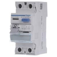 CDA240D Residual current breaker 2-p 40-0,03A CDA240D