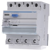 CDS440D Residual current breaker 4-p 40-0,03A CDS440D special offer
