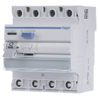 CDS463D Residual current breaker 4-p 63-0,03A CDS463D