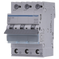 MCS316 Miniature circuit breaker 3-p C16A MCS316