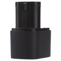 Haka KLA batterij-accu standard-standaard 9,6V-3,0 AH, NIMH 900088612
