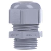 ST-M20x1,5 R7001 SGY - Kabelverschraubung SKINTOP ST-M20x1,5 R7001 SGY