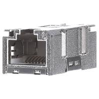 1401200810MI - Einbaukupplung,Kat.6 kunststoff 1401200810MI