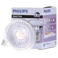 Philips LEDspot MV Value GU10 4.9W 940 36D (MASTER) | Beste Kleurweergave Koel Wit Dimbaar Vervangt
