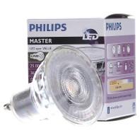 Philips LEDspot MV Value GU10 4.9W 927 36D (MASTER) | Beste Kleurweergave DimTone Dimbaar Vervangt 5