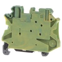 UT 4-MTD-PE/S - Durchgangsreihenklemme UT 4-MTD-PE/S