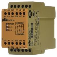 pnoz-x4-774730-not-aus-schaltgerat-24vdc-3n-o-1n-c-pnoz-x4-774730