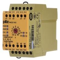 pnoz-xv2-774500-not-aus-schaltgerat-30-24vdc-2n-o-2n-o-t-pnoz-xv2-774500