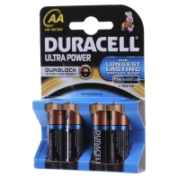 UltraPower-AA (K.4) - Alkaline-Batterie 1,5V (MX1500/LR6) UltraPower-AA (K.4)