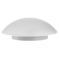211006.002 - Opalglasleuchte A60 75W, opal-matt, weiß, 211006.002