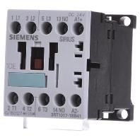 3RT1017-1BB41 - Schütz 5,5KW/400V 1S 24VDC 3RT1017-1BB41