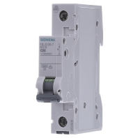 Zekeringautomaat 1-polig 20 A Siemens 5SL6120-7