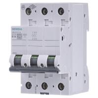 Zekeringautomaat 3-polig 10 A Siemens 5SL6310-6