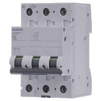 Zekeringautomaat 3-polig 32 A Siemens 5SL6332-7
