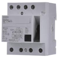5SM3644-4 - FI-Schutzschalter 40A 4p 300mA 400V 5SM3644-4