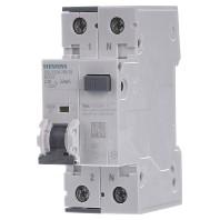 Siemens 5SU1354-7KK10 Aardlekschakelaar-zekeringautomaat 2-polig 10 A 0.03 A 230 V