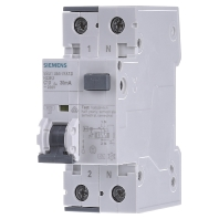 5SU1354-7KK13 Earth leakage circuit breaker C13-0,03A 5SU1354-7KK13