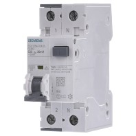 5SU1354-7KK25 Earth leakage circuit breaker C25-0,03A 5SU1354-7KK25