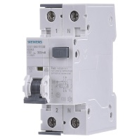 5SU1654-7KK32 Earth leakage circuit breaker C32-0,3A 5SU1654-7KK32