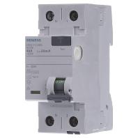 5SV3314-6KL Residual current breaker 2-p 40-0,03A 5SV3314-6KL