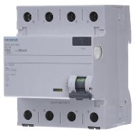 5SV3342-6KL Residual current breaker 4-p 25-0,03A 5SV3342-6KL