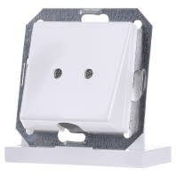 5TG2566 Cover plate for switch white 5TG2566