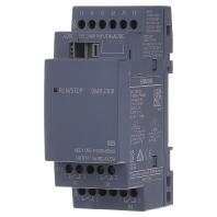 Siemens LOGO! DM8 230R 0BA2 PLC-uitbreidingsmodule 6ED1055-1FB00-0BA2 115 V-AC, 230 V-AC, 115 V-DC,