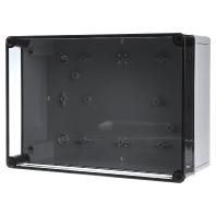 Spelsberg PS 2518-11-t Installatiebehuizing IP66 254 x 180 x 111 Polycarbonaat, Polystereen Lichtgri